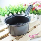 wei-ni 三箭牌巧克力牛奶鍋 MY-014 牛奶鍋子 抗高熱 抗磨損 烘焙用具 料理 DIY 鋼材不沾處理