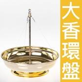 【如意檀香】【大香環盤】48小時香環適用  放香環  環香  香環盤