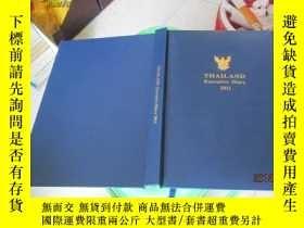 二手書博民逛書店THAILAND罕見Executive Diary2011 無勾畫 字跡 59-6Y20079 THAILAN