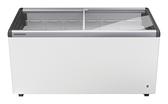 德國利勃LIEBHERR 6尺3 弧型玻璃推拉冷凍櫃408L EFI-5603