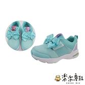 【樂樂童鞋】冰雪奇緣2運動鞋-湖水綠 F071-1 - 女童鞋 運動鞋 布鞋 休閒鞋 大童鞋 現貨 冰雪奇緣