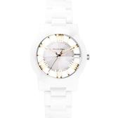 RELAX TIME/美麗佳人鏤空陶瓷腕錶(RT-53-2)