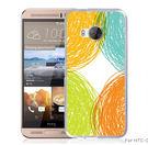 ✿ 3C膜露露 ✿【圓圈圈*硬殼】HTC ONE ME手機殼 手機套 保護套 保護殼