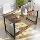 電腦桌 電腦桌台式家用辦公桌子臥室書桌簡...