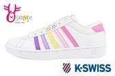 K-Swiss Hoke CMF休閒鞋 女鞋 漸層配色 運動鞋C9953#白粉◆OSOME奧森鞋業