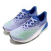 New Balance 慢跑鞋 FuelCell RC Elite 紫 藍 女鞋 旗艦碳纖維跑鞋 運動鞋 【ACS】 WRCELYBB