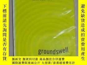 二手書博民逛書店國內出版罕見Groundswell by Charlene Li
