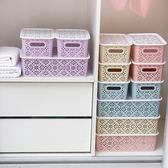 內衣內褲收納盒鏤空桌面內衣收納盒家用