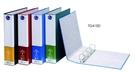 同春 環保PP合成紙美式D型4孔夾 12個/箱 TG415D