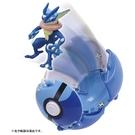 Pokemon GO PokeDel-Z 潛水球 (甲賀忍蛙) PC14557 原廠公司貨 TAKARA TOMY