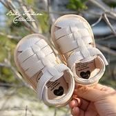 韓風嬰童夏季男女寶寶透氣軟底學步鞋韓版防滑可愛涼鞋不掉鞋 幸福第一站