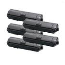 【五支組合】EPSON S110080 黑 相容碳粉匣 適用M220 M310 M320