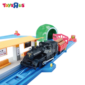 玩具反斗城 TAKARA TOMY 蒸汽火車森林冒險組