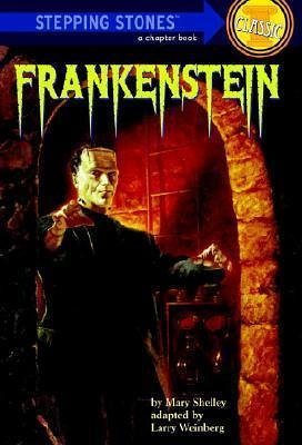 (二手書)Bullseye Step into Classics: Frankenstein