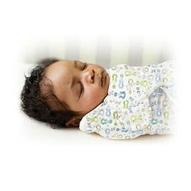 《美國Summer infant》 聰明懶人純棉包巾(搖滾吉他) ㊣原廠授權總代理公司貨