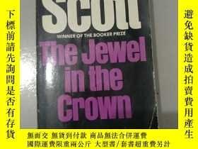 二手書博民逛書店《Paul罕見Scott Jewel in the Crown》