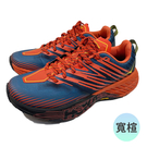 (C8)HOKA ONE ONE 男鞋 寬楦SPEEDGOAT 4 越野跑鞋 健行登山鞋HO1106528FPBL霧藍紅 [陽光樂活]