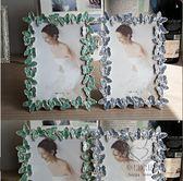 滿元秒殺85折 金屬相框 7寸金屬相框 邊框蝴蝶婚紗照相架 結婚禮品 擺台