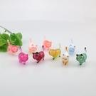 四代自愈系可愛貓咪公仔 溫暖系列 日本貓咪 圓滾 憨實 貓咪 手辦韓版創意造景公仔