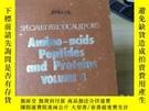 二手書博民逛書店Amino-acids,Peptides,and罕見proteins volume 4Y168482 見大圖