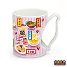 【收藏天地】台灣島型握把馬克杯*台灣美食 ∕ 生活 辦公室 喝咖啡 創意禮品