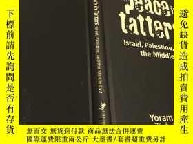二手書博民逛書店Peace罕見In Tatters: Israel, Pales