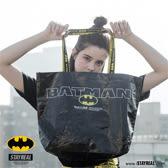 即刻起,購買BATMAN聯名商品,即可擁有【編織購物袋】