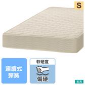 ◎(網購限定)單人彈簧床 床墊 連續彈簧 PORTA2 TW NITORI宜得利家居
