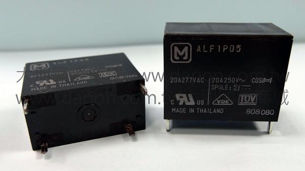 *大朋電子商城*Panasonic ALF1P05 繼電器Relay(5入)