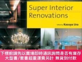 二手書博民逛書店Super罕見Interior RenovationsY255174 Azur Corporation Ant