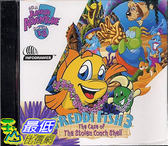 [106美國暢銷兒童軟體] Freddi Fish 3 the Case of the Stolen Conch Shell