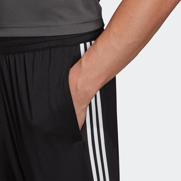 ADIDAS Climacool 男裝 短褲 休閒 訓練 透氣 鬆緊 網布 黑【運動世界】DT3050