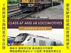 二手書博民逛書店Pre-Order罕見Class 67 and 68 Locomotives-預購67和68級機車Y41495