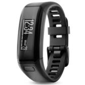 元氣健康館Garmin vivosmart HR腕式心率智慧手環-黑色/個(smart ipass.一卡通)