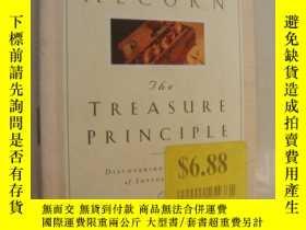二手書博民逛書店THE罕見TREASURE PRINCIPLE:Discover