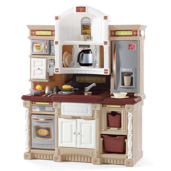 【華森葳兒童教玩具】扮演角系列-Step2 喜來登廚房 A4-8101