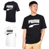 PUMA 男流行系列Down town圖樣短袖T恤(慢跑 路跑 短T 免運 ≡排汗專家≡