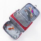 旅行便攜干濕分離洗漱包防水男女大容量多功能旅游出差化妝收納包      原本良品