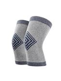 護膝蓋套保暖老寒腿運動女男關節加厚炎防寒自發熱冬季無痕漆蓋