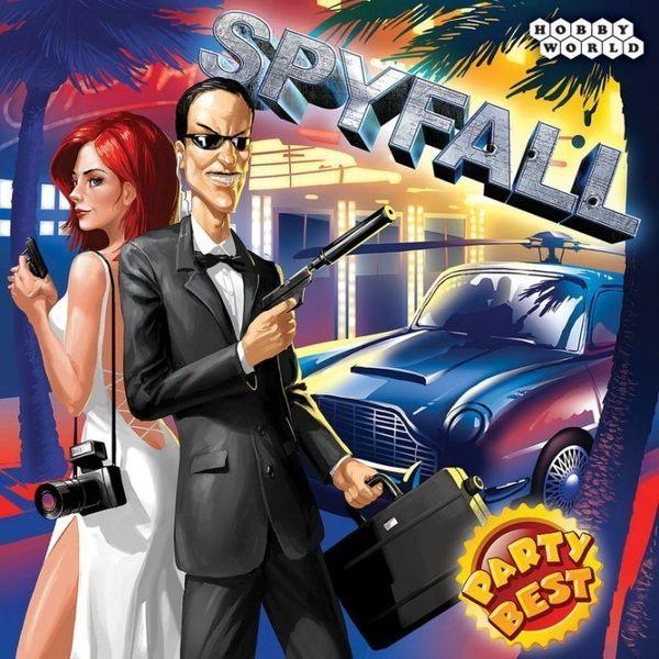 【大富翁 2Plus】間諜危機 Spyfall→益智桌遊 親子遊戲 教育遊戲 親子桌遊 驚險 富豪故事