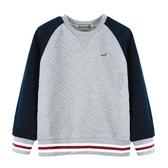 『小鱷魚童裝』連袖T恤(02號~06號)532430