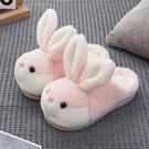 兒童棉拖鞋女童男童寶寶小童小孩親子家居防滑毛絨拖鞋秋冬季室內 交換禮物