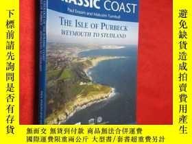 二手書博民逛書店Geology罕見of the Jurassic Coast:
