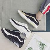 春季新款帆布鞋男百搭學生運動板鞋正韓潮流鞋子男休閒鞋潮鞋