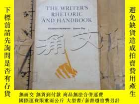 二手書博民逛書店Writer s罕見Rhetoric and HandbookY