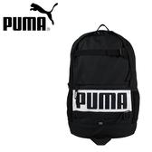 【橘子包包館】PUMA 後背包 07470601 黑色