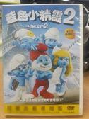 影音專賣店-B18-007-正版DVD【藍色小精靈2】-卡通動畫-國英語發音