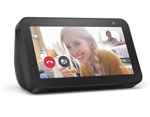 [9美國直購] Echo Show 5 Smart display with Alexa stay connected video calling