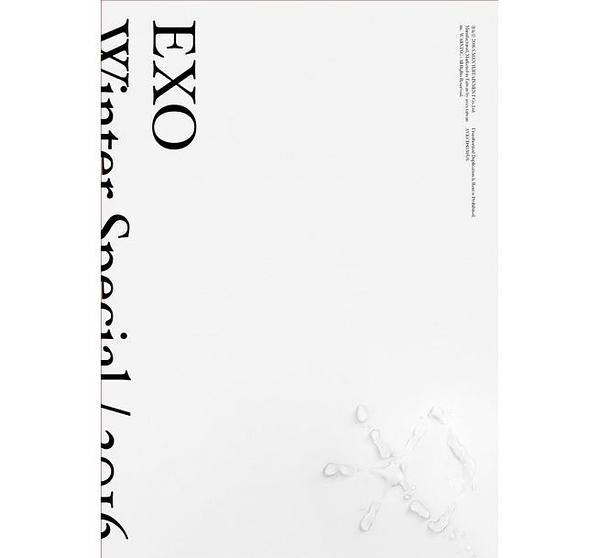 EXO 2016冬季特別專輯 For Life 台壓版 雙CD (購潮8)