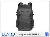 【分期0利率,免運費】BENRO 百諾 SHERPA 600N 雪豹 後背 雙肩 相機包 攝影包 (公司貨)